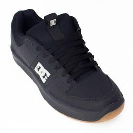 Tênis Dc Shoes Lynx Zero Black Grey Gum
