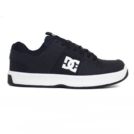 Tênis Dc Shoes Lynx Zero Black White White