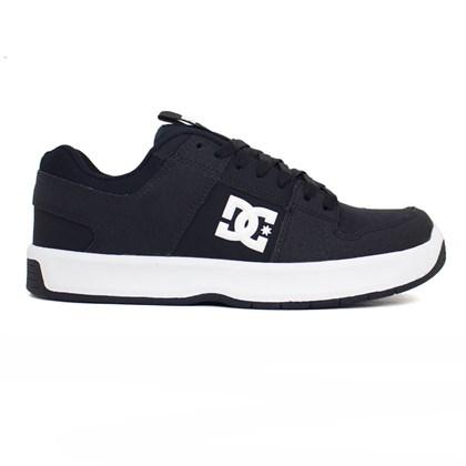 Tênis Dc Shoes Lynx Zero Black White White