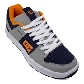Tênis Dc Shoes Lynx Zero Blue Orange White