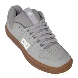 Tênis Dc Shoes Lynx Zero Grey White Gum