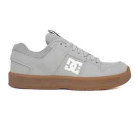 Tênis Dc Shoes Lynx Zero Grey White Gum