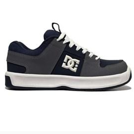 Tênis Dc Shoes Lynx Zero Grey White White