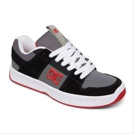 Tênis Dc Shoes Lynx Zero Imp Black Grey Red ADYS100615XKSR