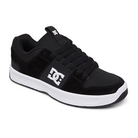 Tênis Dc Shoes Lynx Zero Imp Black White ADYS100615BKW