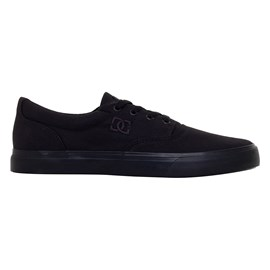 Tênis Dc Shoes New Flash 2 Tx Black Black