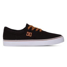 Tênis Dc Shoes New Flash 2 Tx Black Brown White