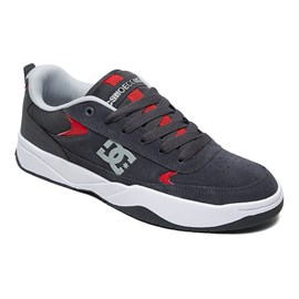 Tênis Dc Shoes Penza Imp Red Grey ADYS100509XSSR