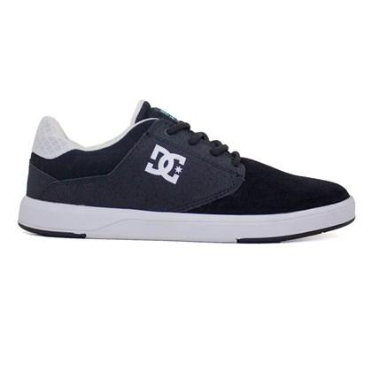 Tênis Dc Shoes Plaza Tc Black Turquoise ADYS100401LBTU