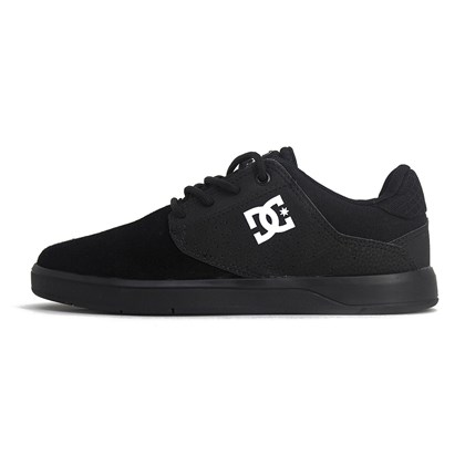 Tenis Dc Shoes Plaza Tc Black White