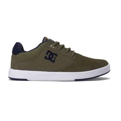 Tenis Dc Shoes Plaza Tc Brown Blue