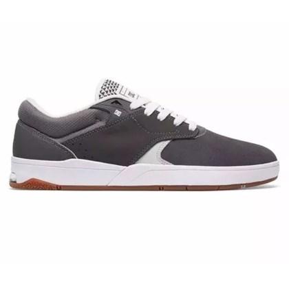 Tenis Dc Shoes Tiago S Imp Grey White