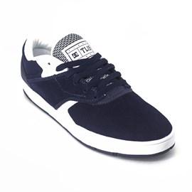 Tenis Dc Shoes Tiago S Imp Navy