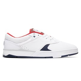 Tênis Dc Shoes Tiago S Imp White
