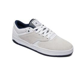 Tenis Dc Shoes Tiago S Imp White Navy