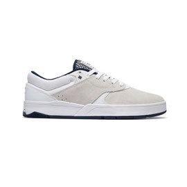 Tenis Dc Shoes Tiago S Imp White Navy