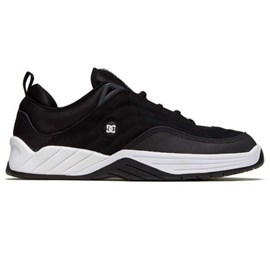 Tênis Dc Shoes Williams Slim Black White ADYS100539BKW