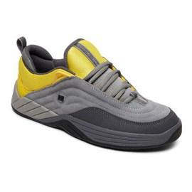 Tênis Dc Shoes Williams Slim Imp Grey Yellow