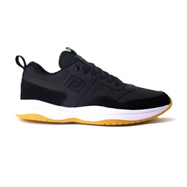 Tenis Freeday  Brooklyn Preto/branco