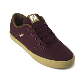 Tenis Freeday Flip Bordo/natural