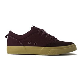 Tenis Freeday Montcarlo Pg Bordo Natural