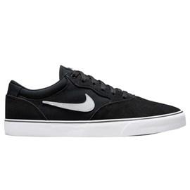 Tênis Nike Sb Chron 2 Black White DM3493001