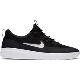 Tênis Nike Sb Nyjah Free 2 Black White BV2078001