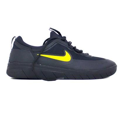 Tênis Nike Sb Nyjah Free 2 Cyber Black