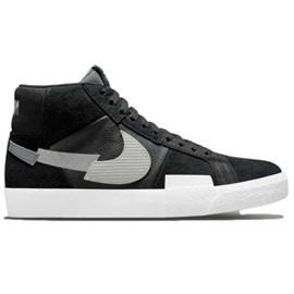 Tênis Nike Sb Zoom Blazer Mid Premium Mosaic Black Grey DA8854001