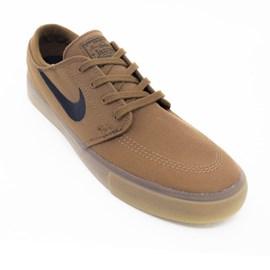Tênis Nike Sb Zoom Janoski Canvas Rm Marrom Caramelo Ar7718 203