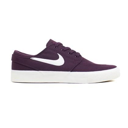 Tênis Nike Sb Zoom Janoski Canvas Rm Vinho Branco Ar7718 600