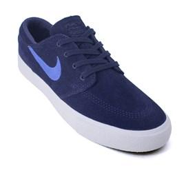 Tênis Nike Sb Zoom Janoski Rm Azul Aq7475 401