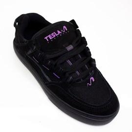 Tênis Tesla Coil Black Purple
