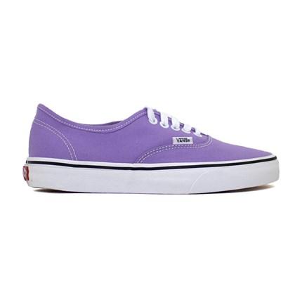 Tênis Vans Authentic Chalk Violet True White VN0A5HZS9GD