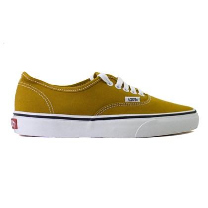 Tênis Vans Authentic Golden Brown White VN0A5HZS9GE