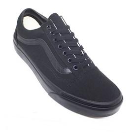 Tênis Vans Classic Old Skool Black Black VN000D3HBKA