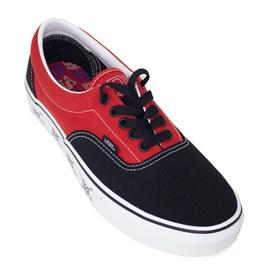 Tênis Vans Era New Varsity Black High VN0A54F14G0