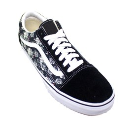 Tênis Vans Old Skool Flash Skulls VN0A38G118C