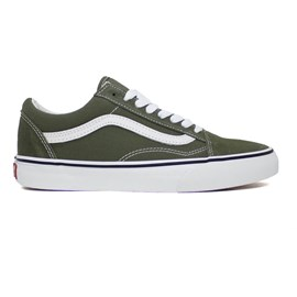 Tênis Vans Old Skool Grape Leaf True White VNBA38G10FI