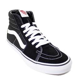 Tênis Vans Sk8 Hi Black White Black Vnc00d5ib8c