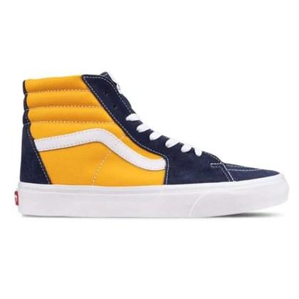 Tênis Vans Sk8 Hi Dress Blue Saffron VN0A32QG4PL