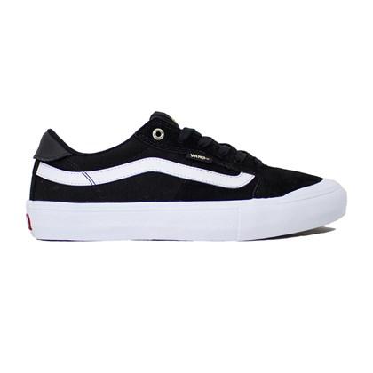 Tênis Vans Style 112 Pro Black White Khaki Vn0a347xbeh