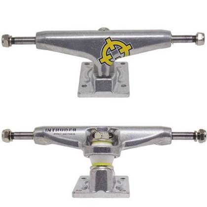 Truck Intruder Pro Series 139mm High Silver