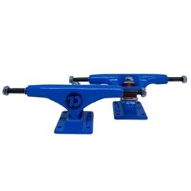Truck Skate City Line Azul Royal 139mm