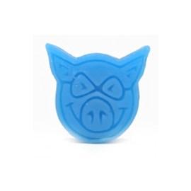 Vela Pig Wheels Azul Importada